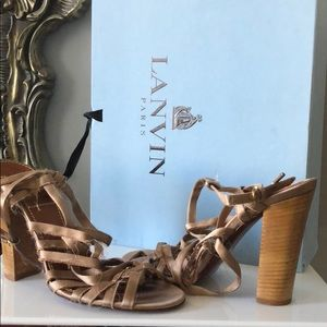 Shoes - New lanwin satin sandals